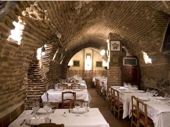 Restaurants Style Masters 2013 Madrid