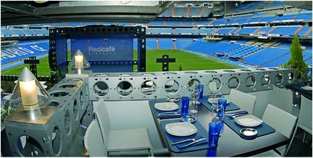 A Tour Of The Santiago Bernabeu Stadium Style Masters